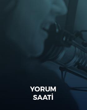 HAFTA İÇİ HER GÜN17:00-18:00